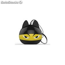 Celly - MINISPEAKER01 Mono portable speaker Negro, Amarillo altavoz portátil