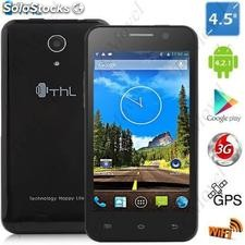 Celular HTL W100 4.5 Capacitivo Mtk6589 Android 4.2.1