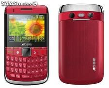 Celular phone 4, 3, 2 sim, 4 bandas, Wifi y con tv MP3 MP4