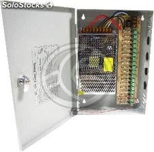 Centralized power supply of 12VDC 20A 18 ports (SJ80)
