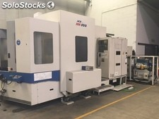 Centre d'usinage horizontal Daewoo ace hm-800, cnc: fanuc 18i-mb series