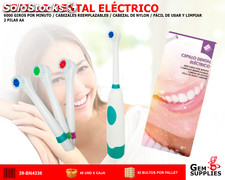 Cepillo dental electrico - we houseware