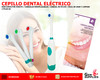 Cepillo dental electrico - we houseware - Foto 1