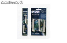 cepillo dental recambio oral-b eb20-3 precision clean