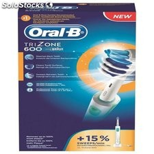 Cepillo Dental Recargable Trizone Oral-B