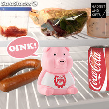 Cerdito con Sonido para Neveras Diet Gadget and Gifts