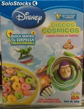 Cereal 200grs Aritos de Colores Sabor a Frutas Toy Story