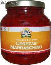 Cerezas marraschino 6/2100