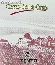 Cerro de la Cruz Vino Tinto Selecto Bag In Box 10 L