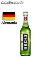 Cerveza Becks Green Lemon 24 Und