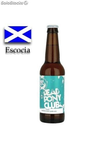 Cerveza Brew Dog Dead Pony Club 24 Und