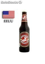 Cerveza Brooklyn Brown 24 Und