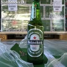 Cerveza heineken 250ml, 330ml holland 2017.