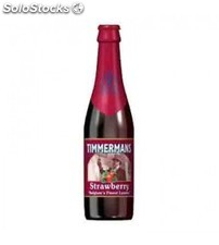 Cerveza Timmermans Strawberry 24 Und