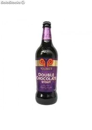 Cerveza Youngs Double Chocolate Stout 12 Und