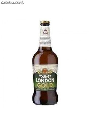Cerveza Youngs London Gold 8 und