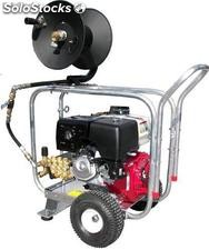 Cesazolvadora portatil 13 hp gasolina 3500 psi