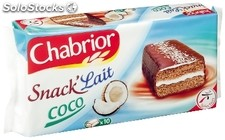 Chab 10 snack lait coco 420G