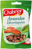 Chabr amande decortique 125G