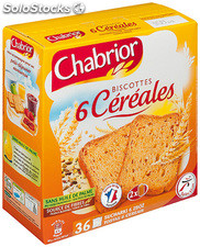 Chabrior biscot 36T CEREAL300G