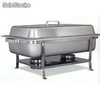 chafers de acero inoxidable