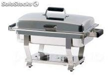 Chafing Dish con tapa extraible CHD TE. Ref. 240