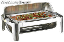 Chafing dish eléctrico roll top elite