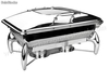 "Chafing dish ""luxe"" gn 1/1 con base"