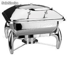 "Chafing dish ""luxe"" gn 2/3 con base"