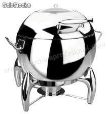 "Chafing dish ""luxe"" sopa"