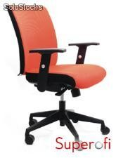 Chaise bureau Ciotti - orange ( Superofi )