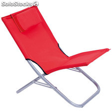 Chaise Copacabana Red S/T