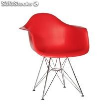 Chaise Eames Dar Rouge