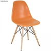 Chaise Eames dsw Orange