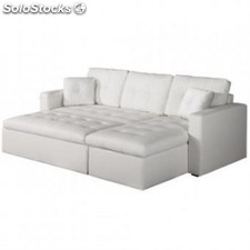 Chaise longue sofá Cama Toledo piel synderme blanco on lounge sofa, bookcase sofa, pillow sofa, bedroom sofa, settee sofa, futon sofa, art sofa, mattress sofa, storage sofa, beds sofa, glider sofa, recliner sofa, divan sofa, chair sofa, cushions sofa, bench sofa, ottoman sofa, table sofa, fabric sofa, couch sofa,