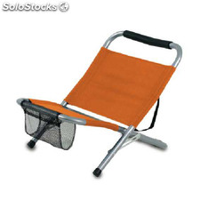 Chaise Mediterr neo Orange S/T