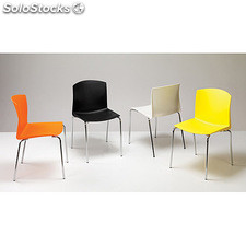 Chaise salle d'attente moderne