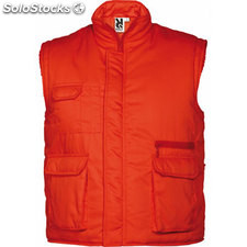 Chaleco Hombre xl rojo workwear collection