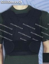 Chaleco -peto proteccion negros especial Paintball o airsoft