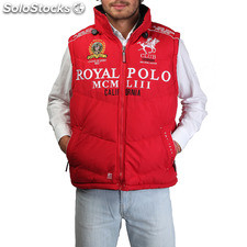 Chaleco Reversible Geographical Norway Caballero