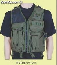 Chaleco tactico militar-airsoft