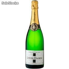 Champagne louise damini brut 75 cl