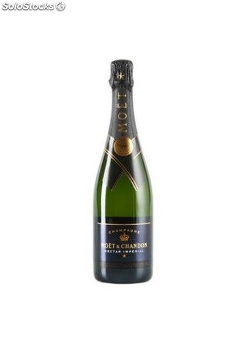Champagne Moet Chandon Nectar Impérial 75 cl