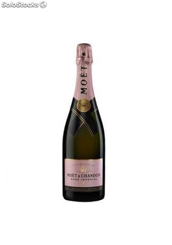 Champagne Rose Moet & Chandon 75 cl