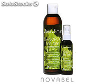 Champú 300ml. y Loción 60ml. Tea Tree Sara Simar