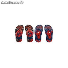 Chanclas Spiderman 10 Und. T.26/27-28/29-30/31-32/33-34/35