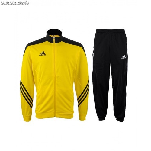 Chandal Adidas Sere14 Pes Suit Amarillo Hombre b41943aa2458e