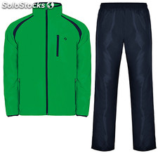Chandal Hombre m marino/ verde helecho sport collection