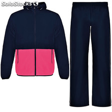 Chandal Mujer s marino/rosa fluor sport collection