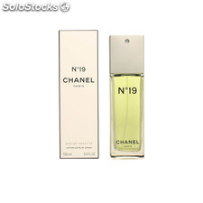 Chanel Nº 19 edt vaporizador 100 ml